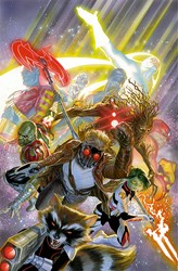 Guardians of the Galaxy by Marvel - Limited Edition on Paper sized 17x26 inches. Available from Whitewall Galleries